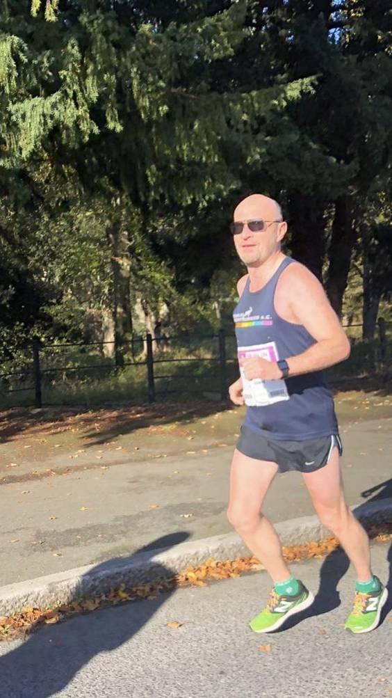 Dermot Running